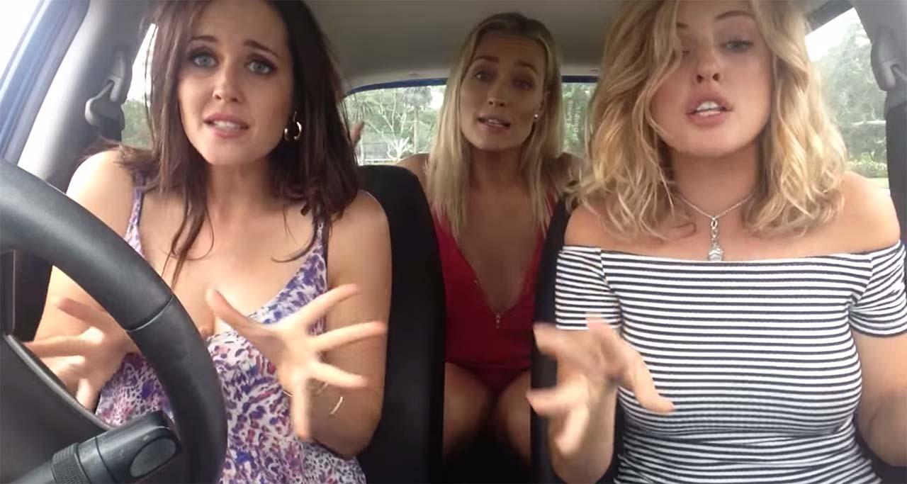 Ces trois filles font le tour du monde, on comprend vite pourquoi !