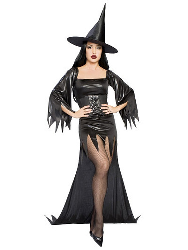 sexy witch photo