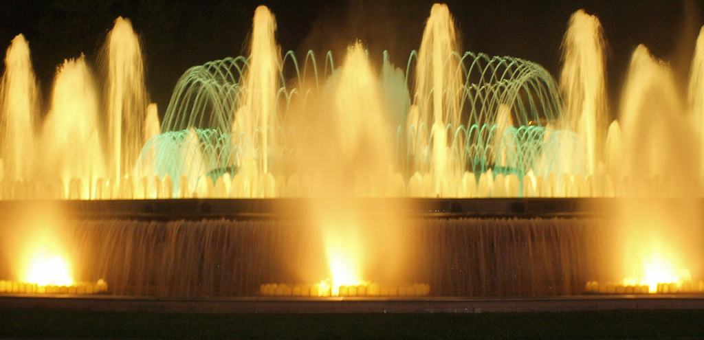 fountain photo