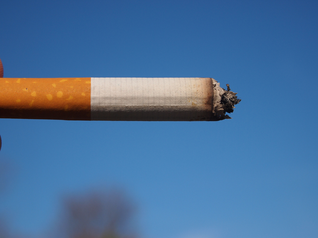 cigarette photo
