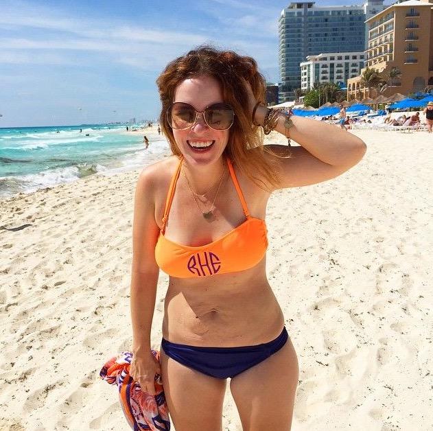 Rachel Hollis Bikini