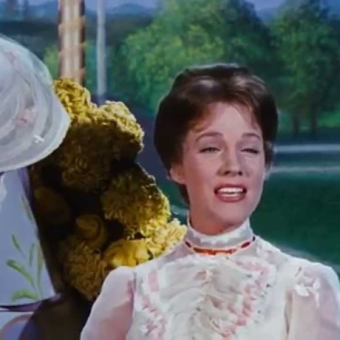 Quand Mary Poppins fait du Death Metal !