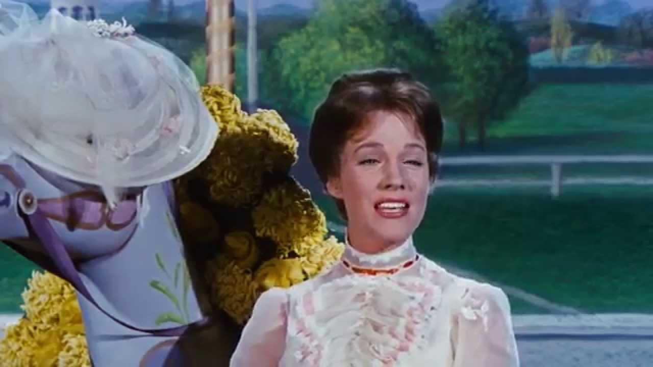 Quand Mary Poppins fait du Death Metal !