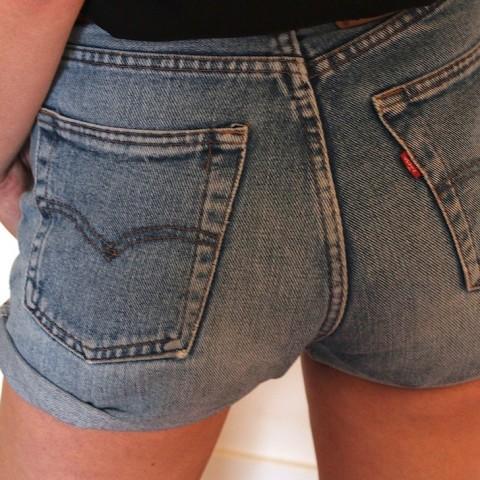 Le soleil et de retour, découvrez 20 bonnes raisons de sortir les shorts en jean !
