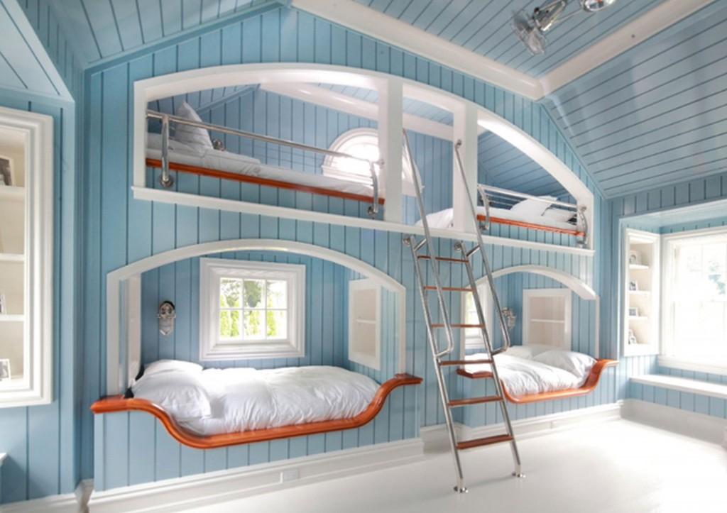 la cabine du capitaine Nemo ?
