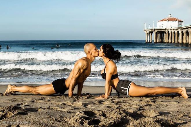 La musculation, c'est plus sympa en couple !!