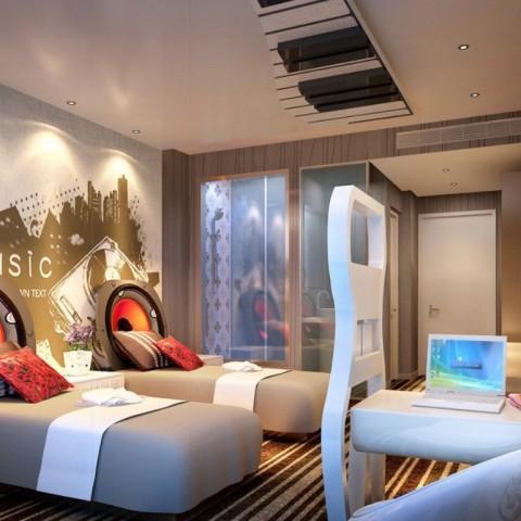 80 lits et chambres qui vous donneront envie d'aller vous recoucher !