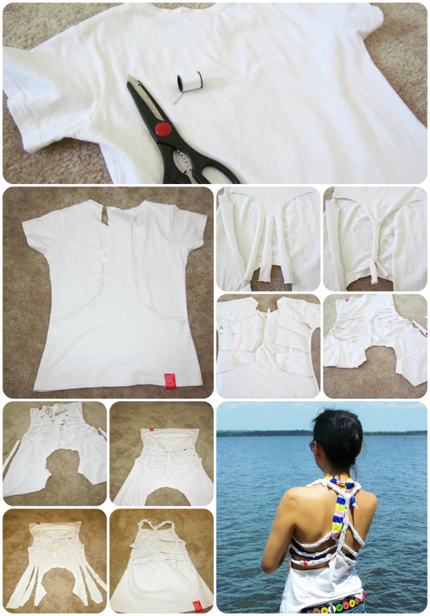 The Braided Back Tank
