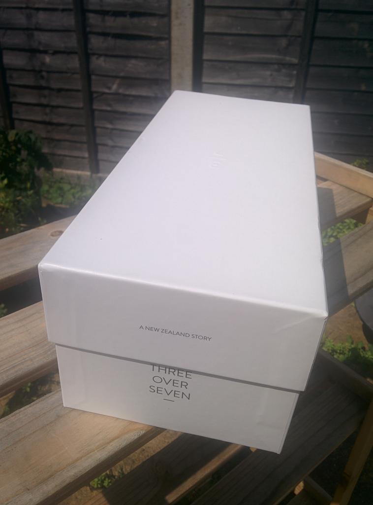 shoe box photo